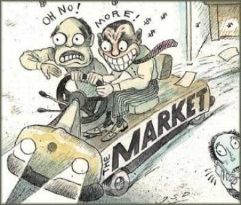 Жадность forex кухня маркетмейкера на рынке форекс