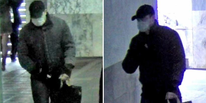 Грабителем банка в Минске оказался гражданин России