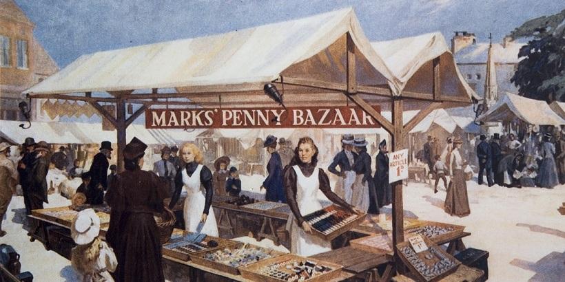 «Не спрашивай цену – все по пенни». Как белорус из Слонима основал империю Marks&Spencer