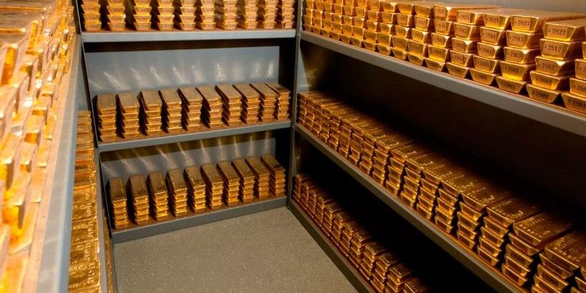 Золотовалютные резервы Беларуссии увеличились летом на $82,3 млн