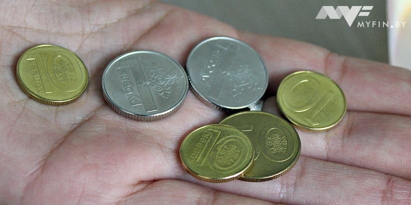 В Республики Беларусь всередине сентября снизилась средняя заработная плата