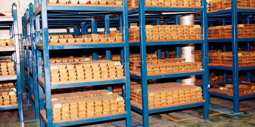 Золотовалютные резервы Республики Беларусь увеличились на21,2 млн долларов