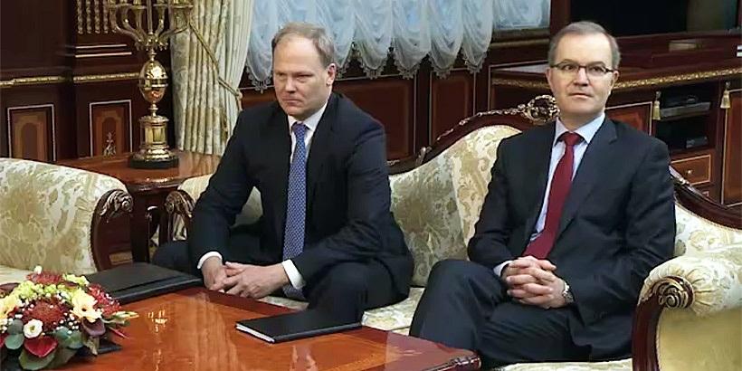 Сотрудничество Белоруссии сМВФ обсуждено навстрече Лукашенко иДолмана