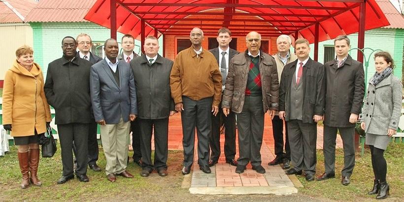 Кенийский миллионер хочет приобрести колхоз вРеспублике Беларусь