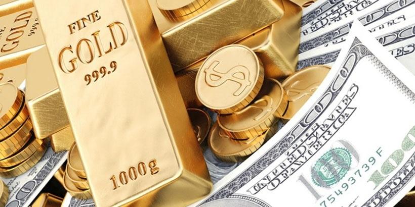 Золотовалютные запасы Российской Федерации увеличились до412 млрд долларов