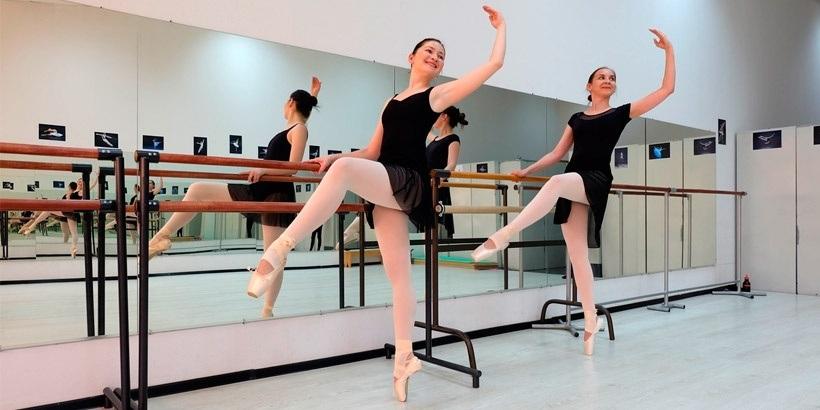 Спорт как бизнес: школа балета для взрослых