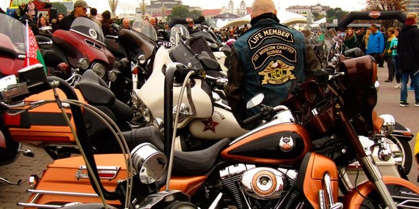 Руководитель МВД: Байкеры законопослушнее обыденных мотоциклистов