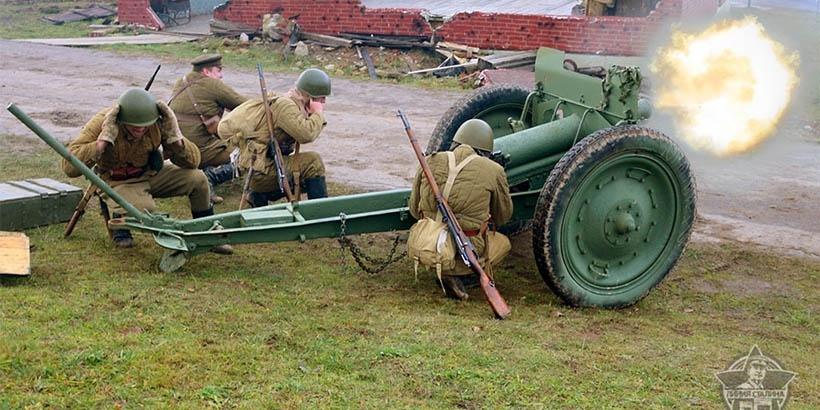 При поддержке Министерства обороны пройдет День Артиллериста