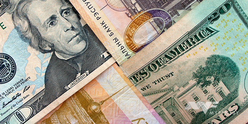 Курсы валют на 14 ноября: курс доллара 2.0552, курс евро 2.2618, российский рубль 3.2013