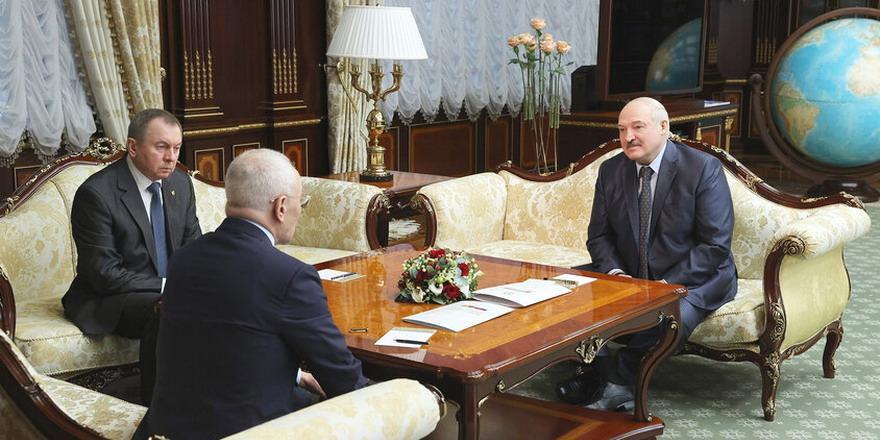 Лукашенко о санкциях в отношении Беларуси и РФ: чего мы паримся, мы можем полностью себя обеспечить