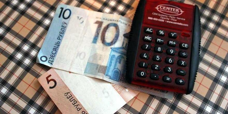 Упали ниже $500: средняя зарплата в Беларуси в феврале. Одной картинкой