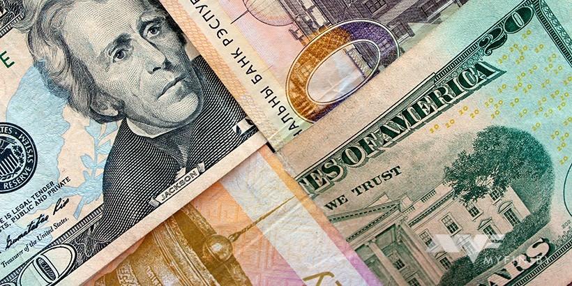 Курсы валют в банках Бреста на сегодня.